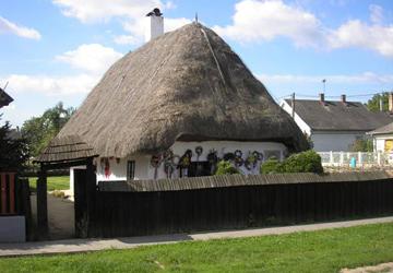 Tiszacsécse Móricz ház